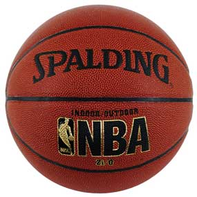 Spalding nba zi o indoor outdoor basketball official size 7 29 5 sports - Spalding basketball images ...