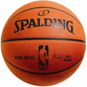 Spalding nba official game basketball 2014 official size 7 29 5 womens - Spalding basketball images ...
