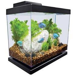 Marineland Pillar Aquarium Kit 6 Gallon