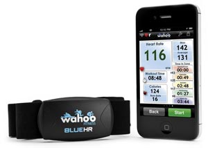 Wahoo Blue HR Smart Bike Computer