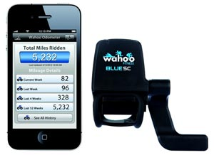 Wahoo Blue SC Smart Bike Computer