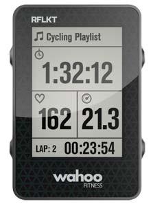 Wahoo Fitness RFLKT Bike Computer