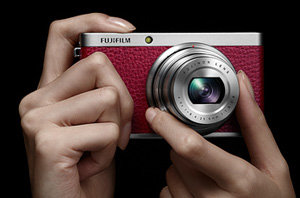 The FUJIFILM XF-1's effortless operation