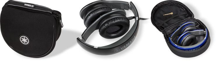 Yamaha PRO 300 High-Fidelity On-Ear Headphones