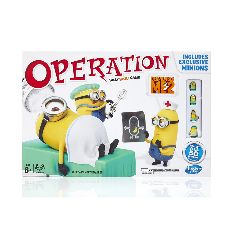 Despicable me 2 game minions christmas gift family board game ebay