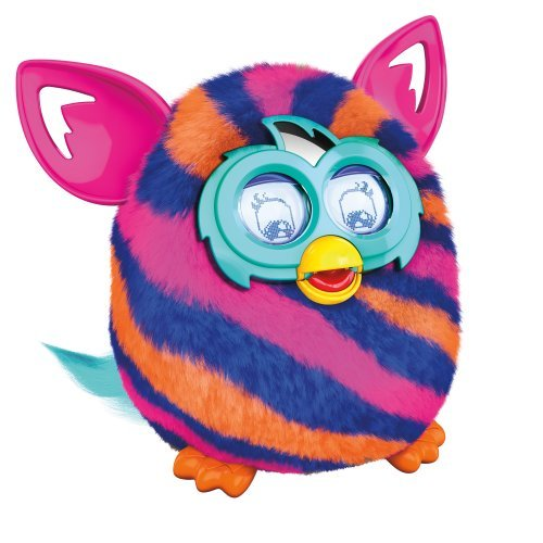 This Furby Boom creature has more than twice as many responses as the