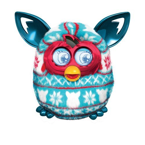 Amazon.com: Furby Boom Plush Toy (Holiday Sweater Edition