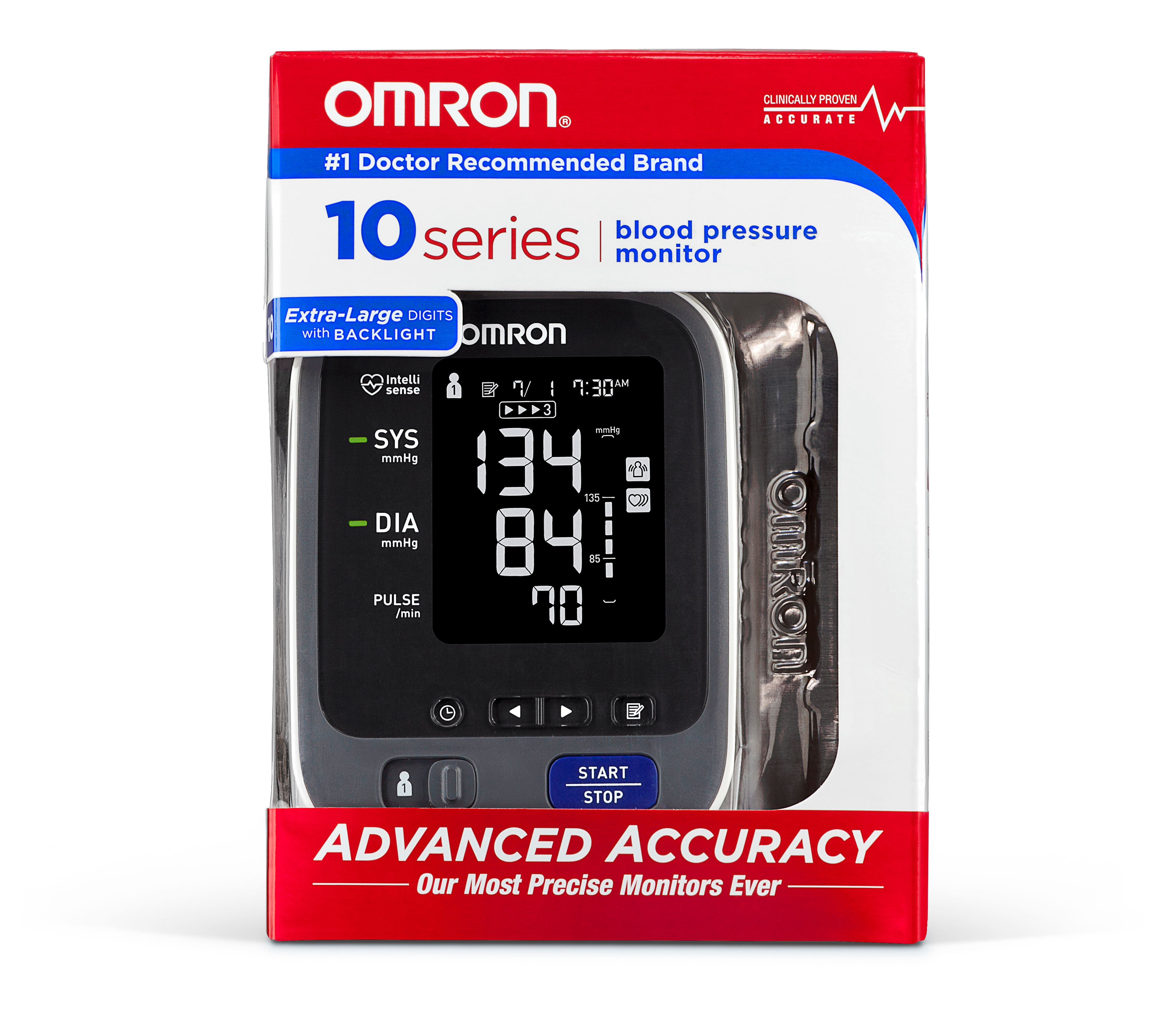 Amazon Com Omron 10 Series Upper Arm Blood Pressure