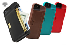 Q Card Case Colors