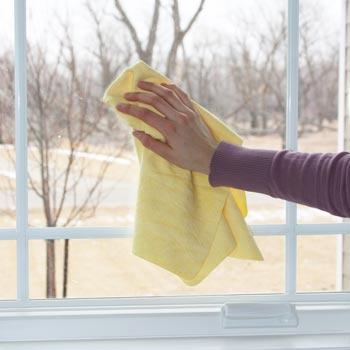 Idéale pour les fenêtres, la vaisselle et bien plus.