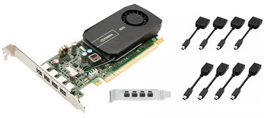 NVIDIA NVS 510 professional graphics board
