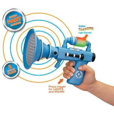your very own Fart Gun