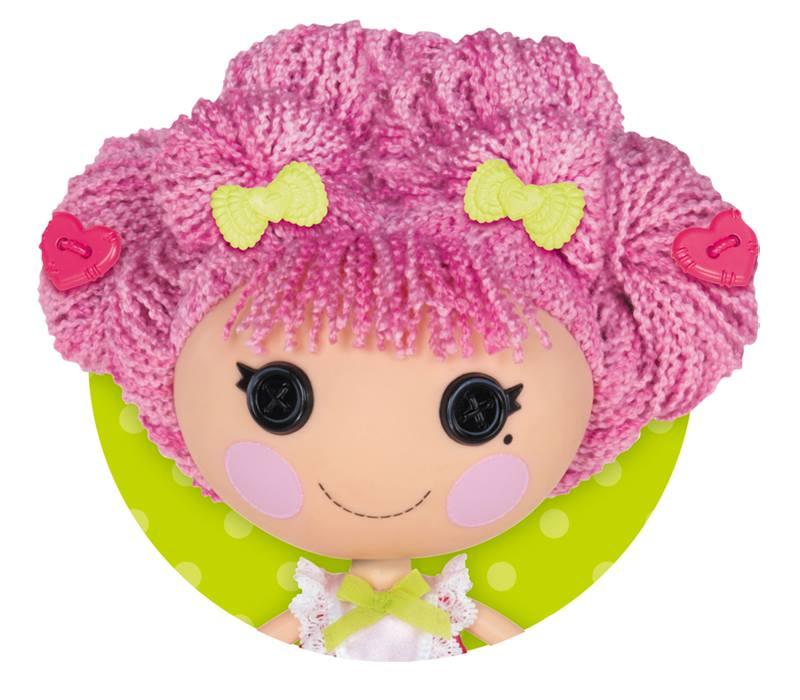 Amazon.com: Lalaloopsy Loopy Hair Doll Jewel Sparkles