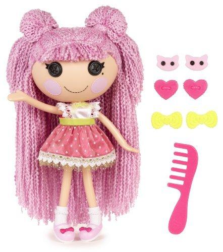 Amazon.com: Lalaloopsy Loopy Hair Doll Jewel Sparkles: Toys & Games