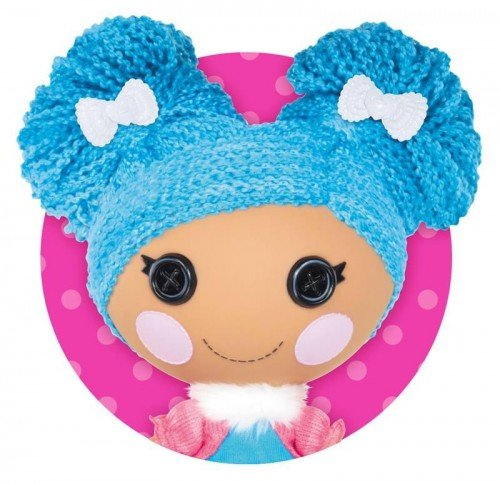 """These Lalaloopsy have Loopy H<span id=""""ellipses"""">...</span><span id=""""more-content"""">air made out of long, soft yarn that you can style, twist, braid, and brush!"""