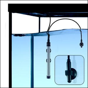 Viaaqua titanium aquarium heater 50 watt for Best fish tank heater