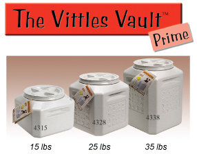 Vittles Vault Plus
