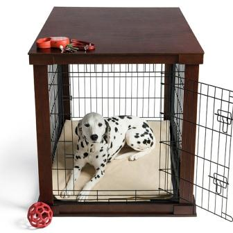 DogCrateCover WDOG 2 RESIZE. V371689393  Medium cage with crate cover