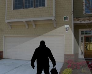Provide Security For Garages Pathways And More