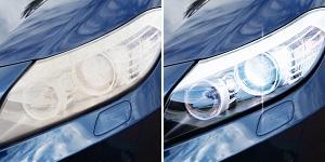 Car Headlight Restoration Street: Philips HRK00XM Headlight