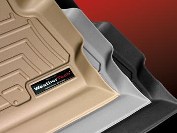 Amazon Com Weathertech Custom Fit Rear Floorliner For