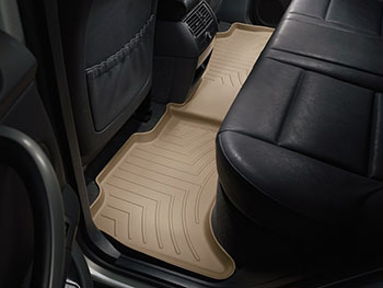 Amazon Com Weathertech Custom Fit Rear Floorliner For