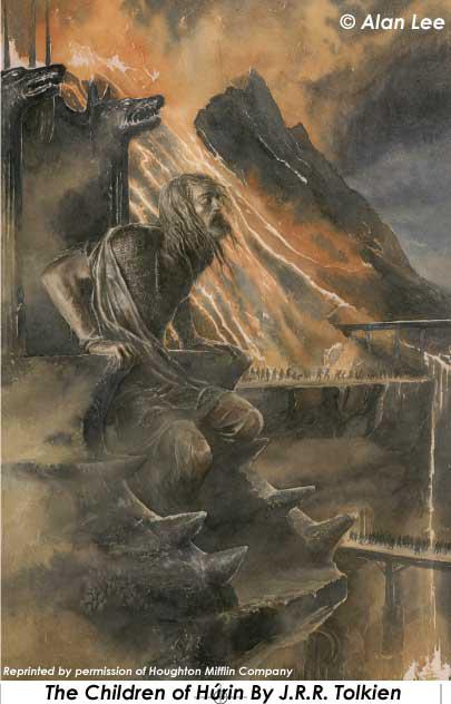 The Children of Húrin eBook: J. R. R. Tolkien, Alan Lee