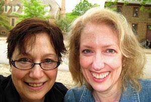 Loretta Chase and Isabella Bradford