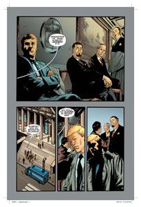 The Girl With The Dragon Tattoo Graphic Novel Page 1