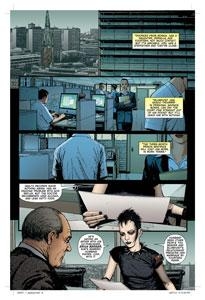 The Girl With The Dragon Tattoo Graphic Novel Page 2