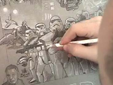 You Can Draw: Star Wars: