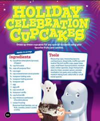 Holiday Celebration Cupcakes
