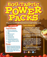 Egg-Tastic Power Packs