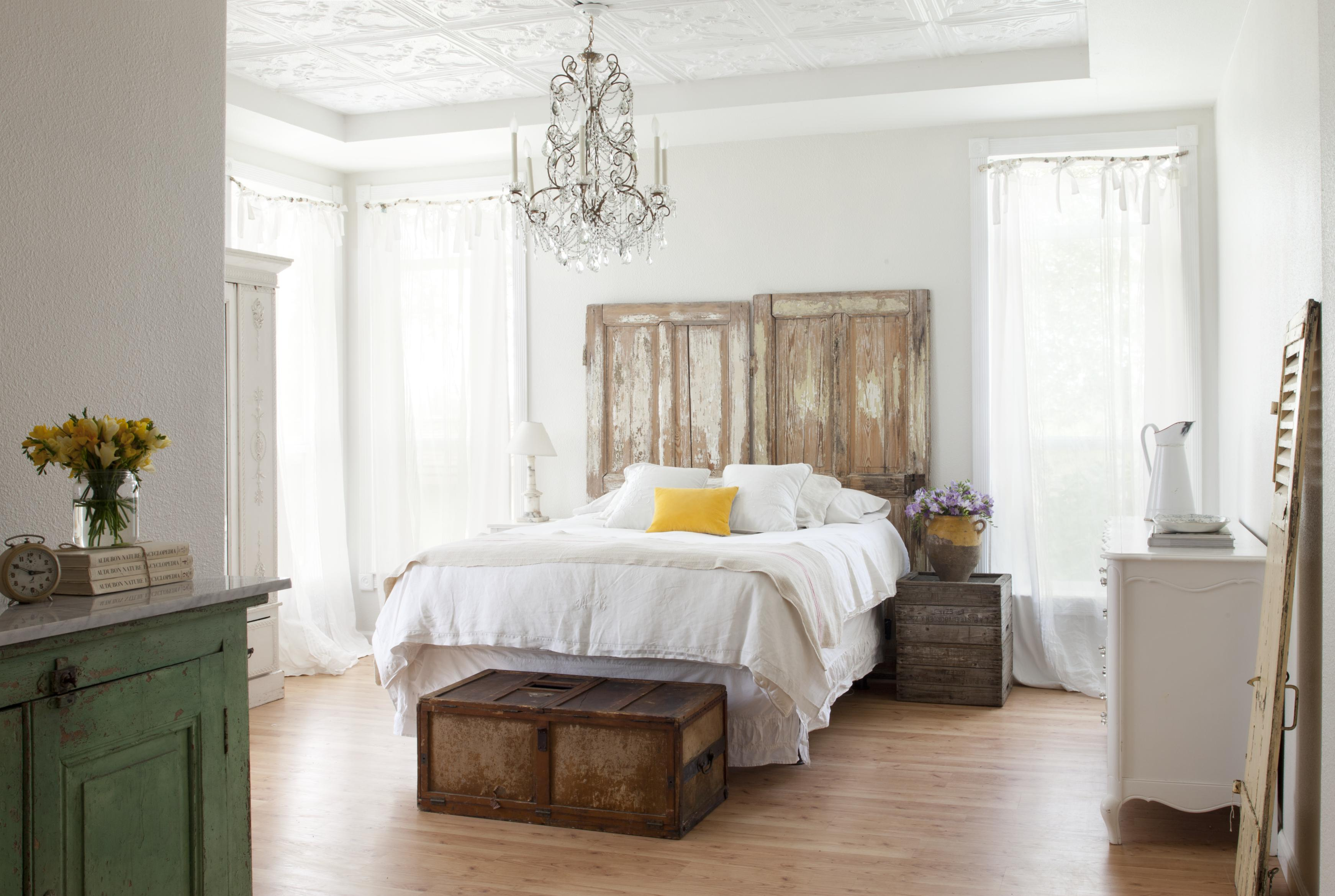Inspirations on the horizon coastal cottage style for Cottage bedroom designs