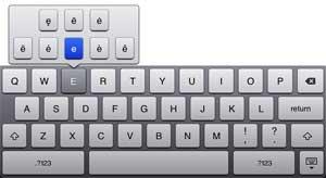 virtual keys