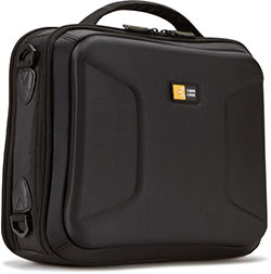Case Logic WDEC-10 EVA Molded 7 to 10 - Inch DVD Player Case - Black