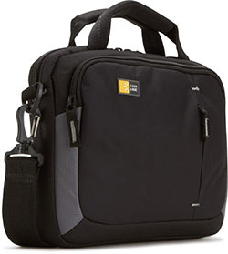 Case Logic VNA-210 10.2-Inch Netbook/iPad Attache - Black