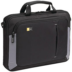 Case Logic VNA214 14.1-Inch Laptop Attache - Black