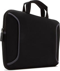 Case Logic LNEO-12 12.1-Inch Neoprene Chromebook/Netbook Sleeve - Black