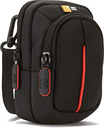 Case Logic DCB-302 Compact  Case for Camera - Black