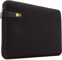 Case Logic LAPS-117 7-17.3-Inch Laptop Sleeve - Black
