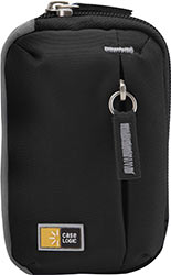 Case Logic TBC-302 Compact Camera Case - Black