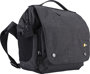 Case Logic FLXM-101 Reflexion DSLR + iPad Small Cross Body Bag (Anthracite)