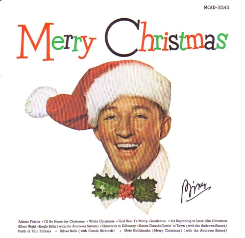 Merry Christmas From Bing Crosby