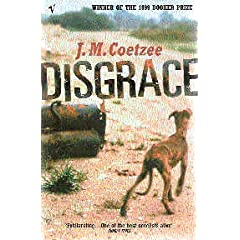 An image of the cover of the book, Disgrace. © Amazon.com