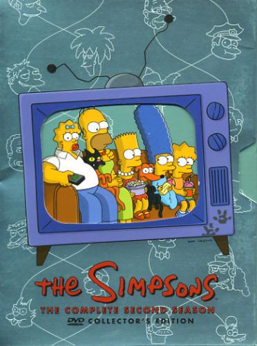 Fuentes de Información - Los Simpsons Online - Temporada 4
