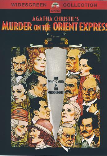 Murder on the Orient Express / Убийство в Восточном экспрессе (1974)