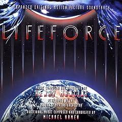 LIFEFORCE-Complete Original Soundtrack Recording