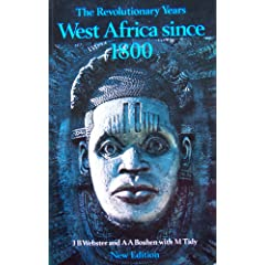 West Africa since 1800