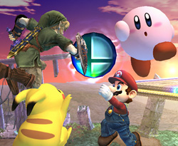 Super Smash Bros Brawl screenshot